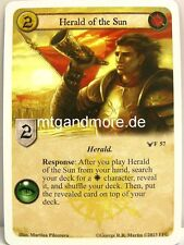 A Game of Thrones LCG - 1x Herald of the Sun #057 - Sacred Bonds