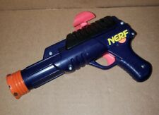 Vintage Rare 1993 Kenner Nerf Gun Pistol Single Shot Sharpshooter For Parts