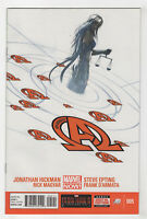 New Avengers #5 (June 2013, Marvel) Johathan Hickman Steve Epting p