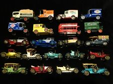 Matchbox Lesney Models of Yesteryear Vintage Cars Unboxed - Many to Choose from!