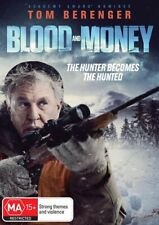 BLOOD AND MONEY DVD, NEW & SEALED ** NEW 2020 RELEASE ** 041120, FREE POST