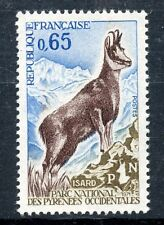 STAMP / TIMBRE FRANCE NEUF LUXE N° 1675 ** PROTECTION DE LA NATURE ISARD / FAUNE