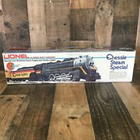 NEW Lionel Chessie Steam Special 2-8-4 Berkshire O Gauge Locomotive 6-8003