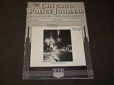 1956 DECEMBER THE CHICAGO POLICE JOURNAL MAGAZINE - J 3507