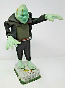 Vintage 1960s Blushing Frankenstein Japan Nomura Animatronic Untested