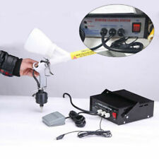 Pc03 5 Powder Coating System Machine Refinishing Paint Gun For Home Portable