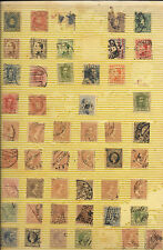 España. Lote de 390 sellos