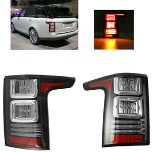 Pair Car Rear Outer Tail Brake Light Lamp For Land Rover Range Rover L405 13-17