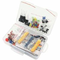 Starter Kit for arduino Resistor /LED / Capacitor / Jumper Wires / Breadboard