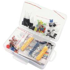 Starter Kit for Arduino Résistance/DEL/condensateur/pull fils/Breadboard