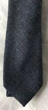 Banana Republic Dark Blue Wool Tie