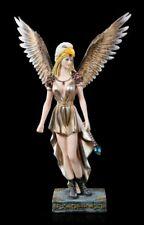 FIGURA DE ÁNGEL - wächterin EL ÁGUILA - Fantasía Hada Elfo Estatua Decoración