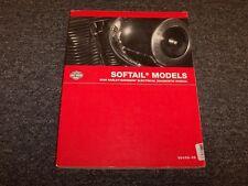 2008 Harley Davidson Heritage Rocker Softail Custom Electrical Wiring Manual