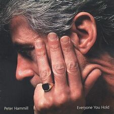 Everyone You Hold by Peter Hammill (CD, Mar-1998, Discipline)