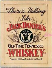 JACK DANIELS Tin Sign WHISKEY Vintage Pub Sign  Retro Metal Sign Tin Sign 832