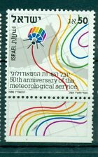 SATELLITE - ISRAEL 1986 Meteorology