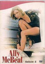COFFRET 6 DVD ZONE 2--ALLY MC BEAL--INTEGRALE SAISON 5 - 22 EPISODES