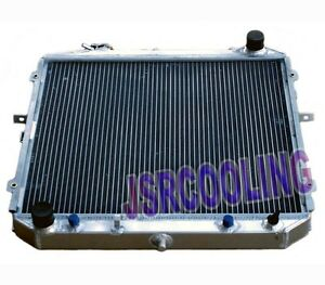 2 ROW Aluminum Performance Radiator fit for KIA Sportage 1995-2001 AT MT New 2.0