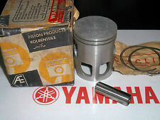 CLASSIC YAMAHA RS100 RS100DX PISTON KIT NOS +0.75mm