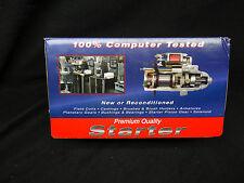 Kia Sportage starter 1996 thru 2002 P/N S1160 USA Industries New/Remanufactured