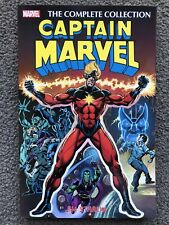 Captain Marvel by Jim Starlin The Complete Collection - Thanos Out of Print