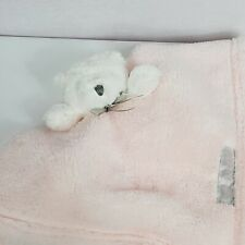 Blankets and beyond Bear Security Blanket Lovey Fluffy