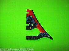 BLACK KNIGHT 2000 By WILLIAMS ORIGINAL NOS PINBALL MACHINE PLASTIC SHIELD #8