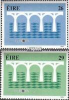 Irland 538-539 (kompl.Ausg.) postfrisch 1984 Europäische Konferenz