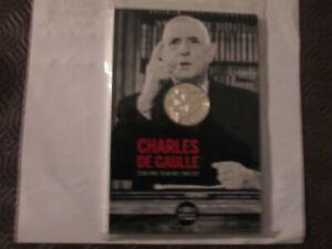 PIECE 10 euro argent 2020 Charles De Gaulle sous blister  Monnaie de PARIS