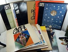 Complete Set of Avant Garde Magazine (Issues 1 - 14) 1968-1971 Ralph Ginzburg