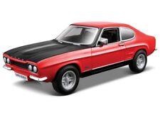 FORD CAPRI 1:32 scale diecast car model die cast cars models metal red