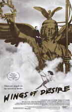 WINGS OF DESIRE 11x17 Movie Poster - Licensed | New | USA |  [A]