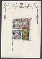 Estonia stamps 1938 MI Bloc 1  MLH  F/VF