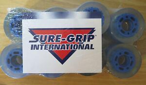 Optics Sure Grip International Roller Skate Wheels Pick color Pink Blue Orange