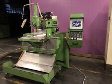 Maho MH 500C CNC-Fräsmaschine Originalzustand koventionell NC gesteuert