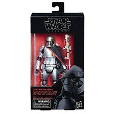 "Star Wars Hasbro Black Series 6"" Inch Captain Phasma Toys R Us Exclusive AU"