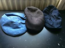 Flat Caps Bundle Of 3