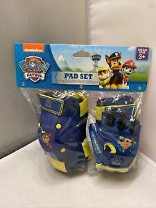 Nickelodeon Paw Patrol Kids Knee Pad Elbow Pad Gloves Set Play
