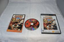 Hyper Street Fighter II The Anniversary Edition Japan Import PS2 CIB NA Seller