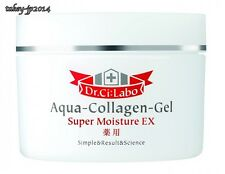 Dr. Ci:Labo Aqua Collagen-Gel Super Moisture EX 4.23oz, 120g made in JAPAN F/S