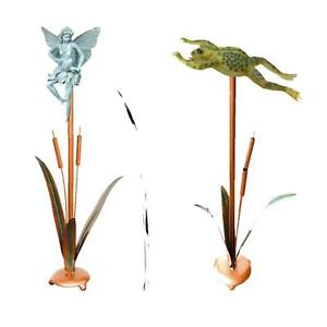BERMUDA FLYING WATER POND SPITTERS GARDEN DECORATION OUTDOOR FEATURE ORNAMENT
