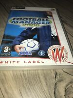 FOOTBALL MANAGER 2006 - PC - CD ROM