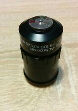 Carl Zeiss Objectif Achromat Hi 100 x/1, 25 jenamed Microscope Microscope