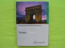 DVD NAVIGATION MERCEDES BENZ COMAND APS 2013 CLS E SLK KLASSE 13.0 GRÜN NTG 1