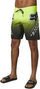 "Fox Racing CNTRO 19"" Board Shorts - Mens Bathing Suit Swim Trunks"