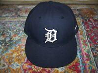 Detroit Tigers MLB Baseball Embroidered Hat Snapback Cap Tom Selleck Magnum PI
