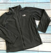 The North Face Sz L Men's Gray Fleece jacket Full Zip