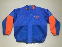 Vintage 90s University of Florida Gators UF Scales Nike Puffer Jacket Size XL