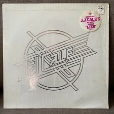 JJ CALE Really LP Orig Press Embossed Cover VG+ eric clapton SW 8912