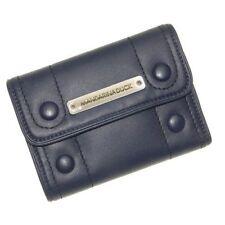 Mandarina Duck lèvres porte-monnaie sac à main en cuir 3ep02016 Violet